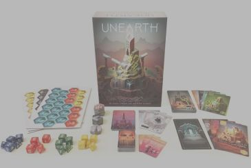 Unearth: arrival In a new board game from the study of Boss Monster