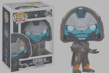 The Funko Pop Destiny 2 will arrive in stores this summer
