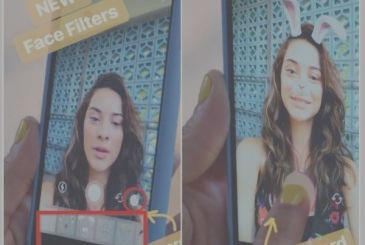 Filters Instagram for selfie: how to use them