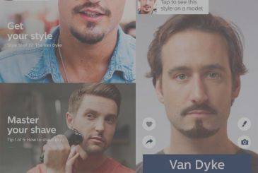 Philips Grooming App: Beards are always perfect for fans and cosplayers