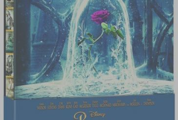 Beauty and the Beast: Here is the beautiful Steelbook of the movie