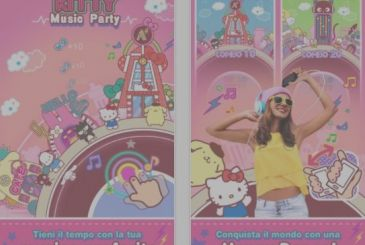 Hello Kitty Music Party: play a song-and-dance and rhythm