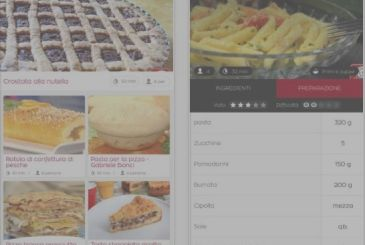 Recipes Mania, a complete app for experienced chef
