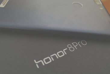 Honor 8 Pro: review of a top of the range a bit snubbed
