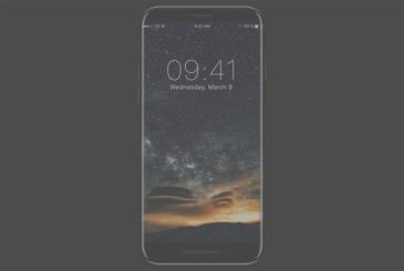Samsung will provide OLED panels even on the iPhone 2018 – Rumor