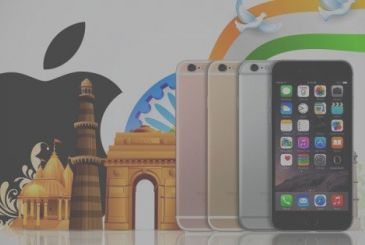 India the active the first fiscal concession in favour of Apple