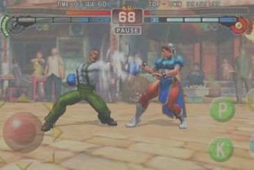 """Capcom announces Street Fighter IV: Champion Edition"""" for iPhone"""