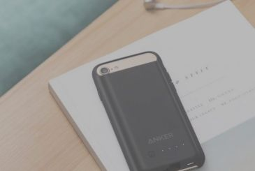 Anker PowerCore Homes 2200, the case-battery for iPhone 7 – Review