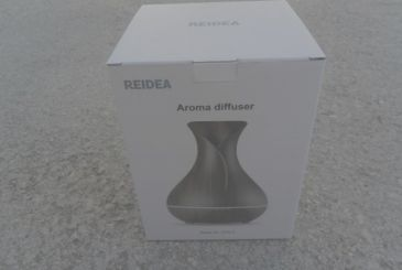 Review humidifier REIDEA