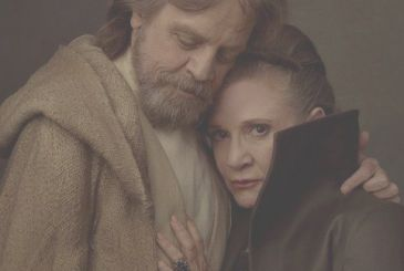 Star Wars: The Last Jedi, confirmed the reunion of the twins Skywalker