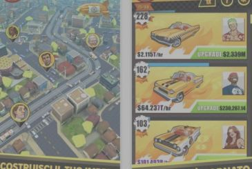 "Crazy Taxi Gazillionaire is the new ""must-have"" of SEGA!"
