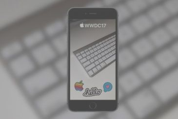 Apple publishes the filters Snapchat dedicated to the WWDC 17