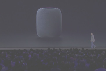 Apple introduces HomePod, the first speaker of the intelligent