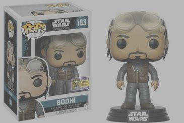 SDCC 2017: Here are the Funko Pop Rogue One exclusive for the event
