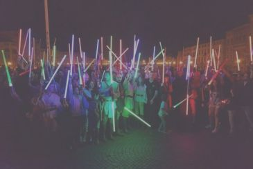 Star Event 2017: Pisa back to the Star Wars universe