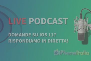 IPhoneItalia Live Podcast episode 5!