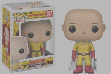 One Punch Man: the Funko Pop of the animated series!