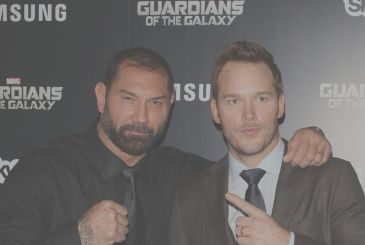 Chris Pratt has tried to challenge Dave Bautista in a wrestling match!