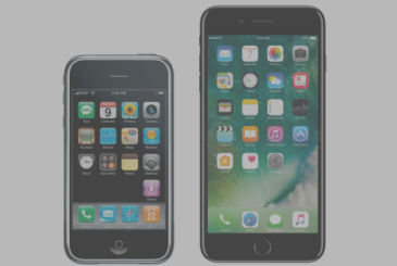 The iPhone has revolutionised the Apple