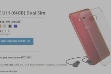 HTC U11 also available in the variant Solar Red