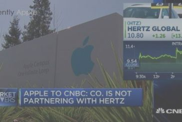 Car is autonomous, Apple denies the partnership with Hertz