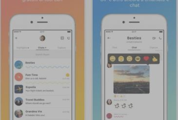 Skype, new design and new features