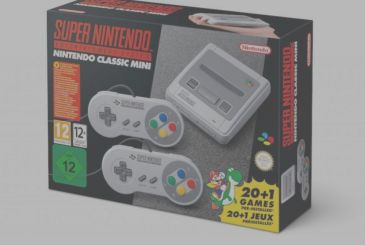 Nintendo Mini SNES: Amazon uk opens up pre-orders. Overseas it is already all sold out!