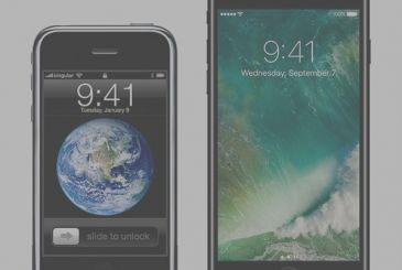 Water test: iPhone 2G vs. iPhone 7
