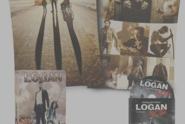 Logan: Amazon has the Geek Mix with a Steelbook version and the Noir of the film