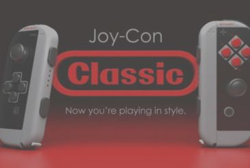 Nintendo Switch: here's the joy-with the Classic theme NES limited edition!