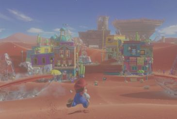 Super Mario Odyssey – Preview and Hands-On
