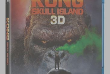 Kong: Skull Island – Available today versions the DVD and Blu-ray