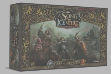 A Song of Ice and Fire: The game miniatures to CMON has a launch date on Kickstarter!