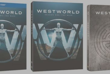 Westworld, from December home video 4K Ultra HD and a Steelbook