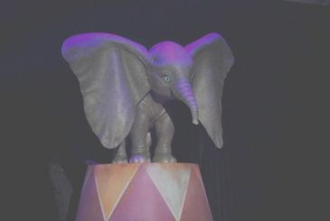 Disney: here's the Dumbo of Tim Burton at the D23 Expo!
