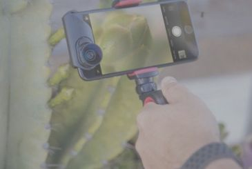Olloclip and Incase they launch the limited edition kit for videographers