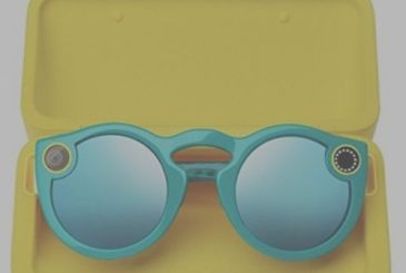 Spectacles, the glasses of Snapchat available on Amazon!