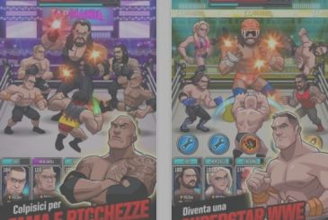 WWE Tap Mania: Sega publishes the new game dedicated to the Wrestling