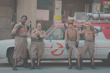 Ghostbusters: the SDCC 2017 announced the new live-action and animated films
