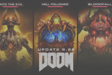 DOOM – THE DLC are now free for all