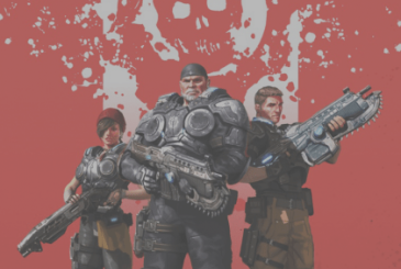 Gears of War : SDCC 2017, the announcement of a new comic!