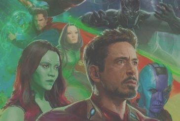 Avengers: Infinity War, from the SDCC 2017 get the first two official posters, one of which of our!