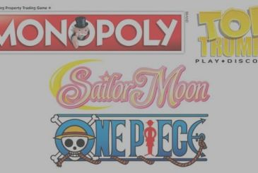 Monopoly: the arrival of the versions of Sailor Moon and One Piece!