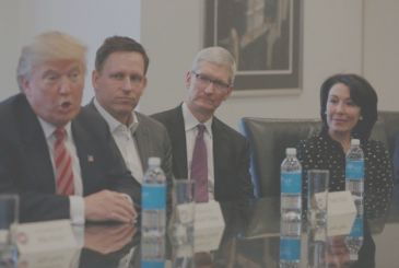Donald Trump confirms, Apple costrurià three large manufacturing plants in the USA