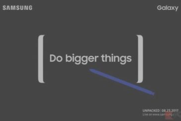 Samsung Galaxy Note 8: datasheet, price and pictures [rumors]