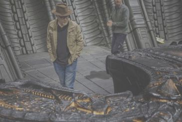 Alien Covenant: The Experience of SDCC, 2017 (for the launch of the Blu-ray) in detail!