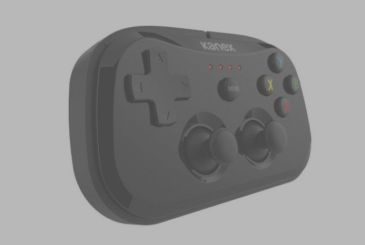 GoPlay Sidekick: Kanex introduces new game controller for the iPhone, iPad and Apple TV