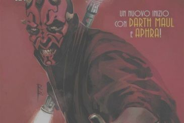 Darth Vader 24: Darth Maul and the Doctor, Aphra! – Review