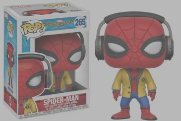 Spider-Man: Homecoming – a new friendly Funko Pop district