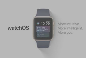 Available tvOS 11, and watchOS 4 beta 5